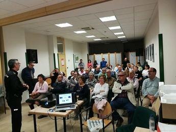 La Policía y la ONCE forman en seguridad online a personas ciegas de Castilla-La Mancha