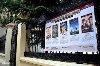 La Diputación de Albacete suspende la última sesión de su Cine de Verano, prevista para el viernes 21