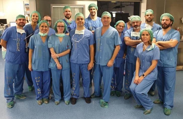 Cirujanos de toda España aprenden en el Hospital de Toledo las técnicas más novedosas