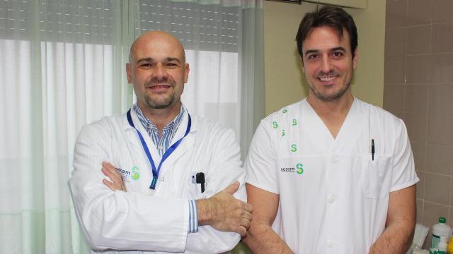 Cirujanos de Albacete enseñan a médicos residentes operaciones complejas