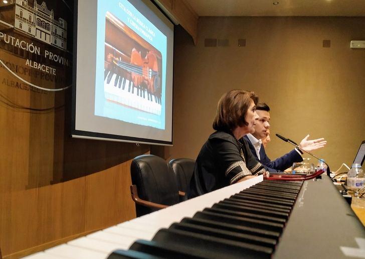 La Diputación de Albacete se vuelca de nuevo con el ciclo 'Cita con la Música Clásica y Cinematográfica'