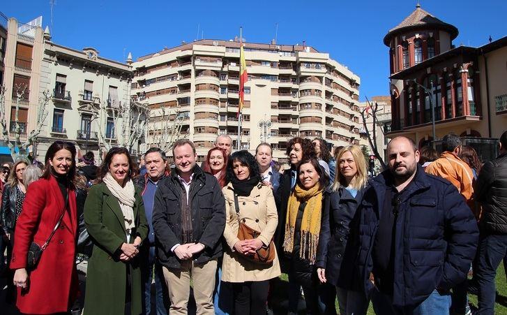 Ciudadanos Albacete reivindica en el 8-M un feminismo 'plural, diverso y eficaz'