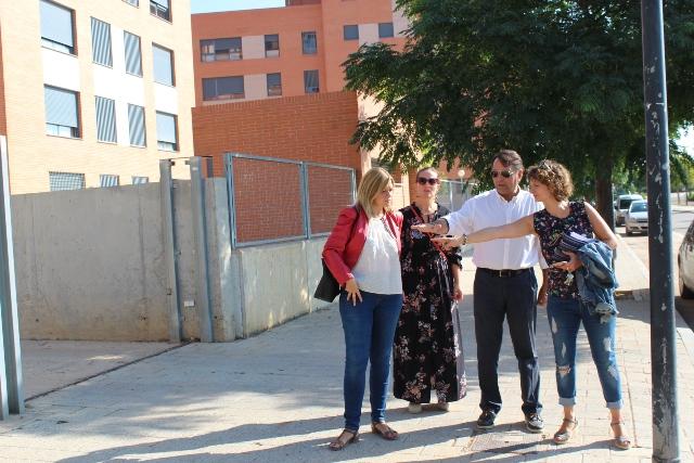Ciudadanos pide que el Ayuntamiento de Albacete que tome medidas para evitar nuevas inundaciones en el barrio de Medicina