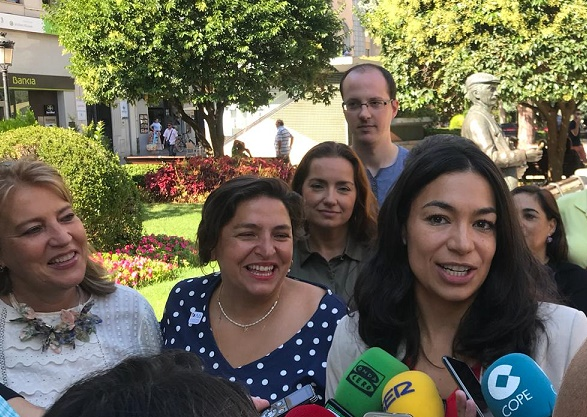 """Claudia Alonso asegura que el gobierno de Núñez contará con la gente del PPCLM para """"sacar a la región de la quiebra socialista"""""""