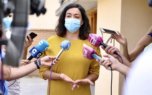 El PP reclama al Gobierno de C-LM 'pedagogía' sobre el uso de la mascarilla porque 'hay dudas'