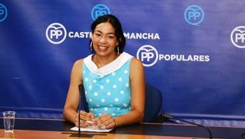 Claudia Alonso (PP) denuncia que Page vuelve a engañar a los docentes obligándoles a coger tercios de jornada