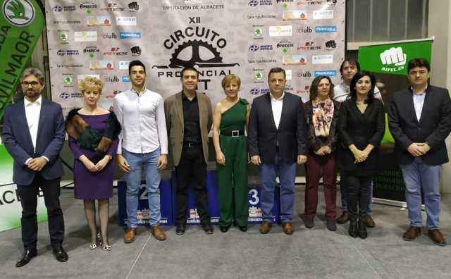 El Circuito de Carreras BTT de Albacete contó en su XII edición con una media de 452 participantes por carrera