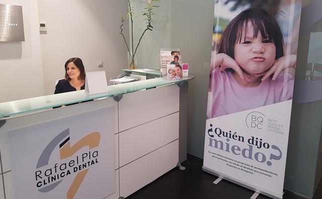 La Clínica Rafael Pla de Albacete participa en la campaña nacional 'Sin miedo al dentista',