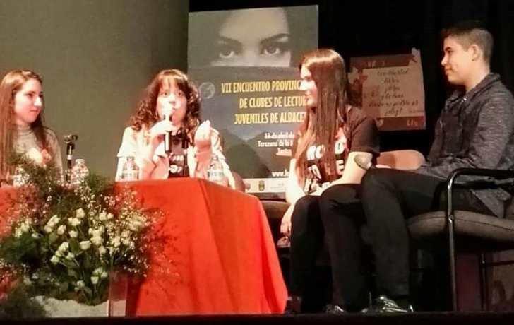 El VII Encuentro de Clubes de Lectura Juveniles se celebró en Tarazona con más de 200 participantes