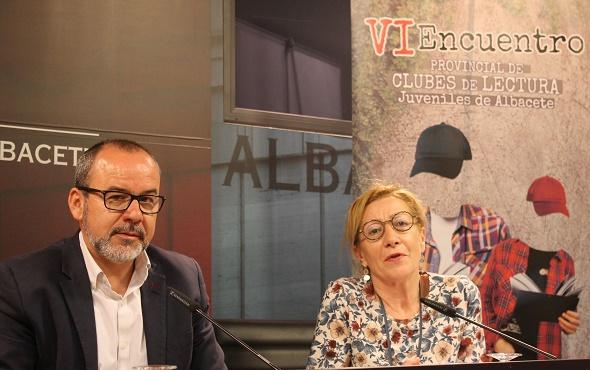Casas Ibáñez acoge este viernes en su Teatro Municipal el VI Encuentro Provincial de Clubes de Lectura Juveniles