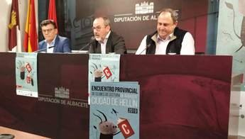 Más de 600 usuarios participarán en el 'XVII Encuentro Provincial de Clubes de Lectura' promovido por Diputación de Albacete