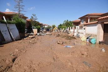 Page pide a los municipios afectados por las tormentas que auditen los daños personales para pedir ayudas estatales