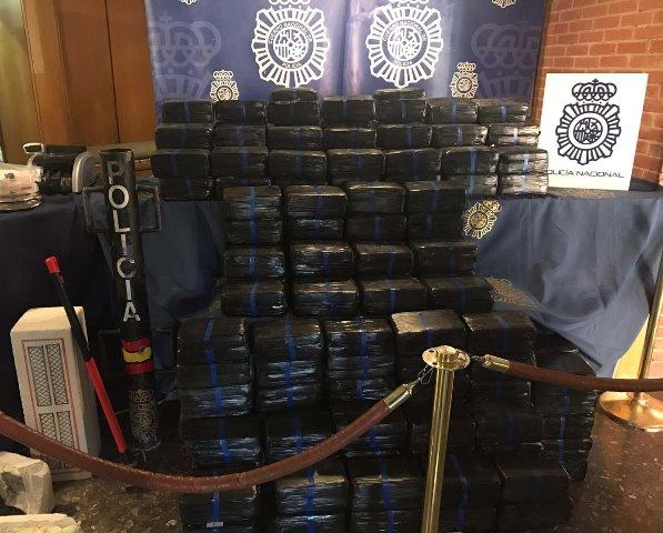 Desarticulado un grupo delictivo que distribuía cocaína en tres provincias, y también en Talavera