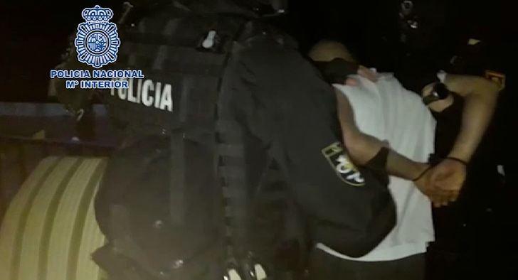 Detenidas 11 personas, una de ellas en Toledo, y desmantelado un laboratorio de cocaína en un chalet de Valencia