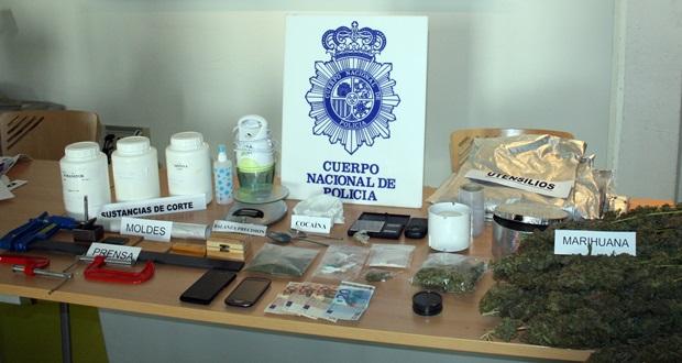 La Fiscalía pide casi 7 años de cárcel a un acusado de traficar con cocaína en Albacete