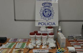 La Audiencia de Albacete juzgará a cuatro personas por vender cocaína