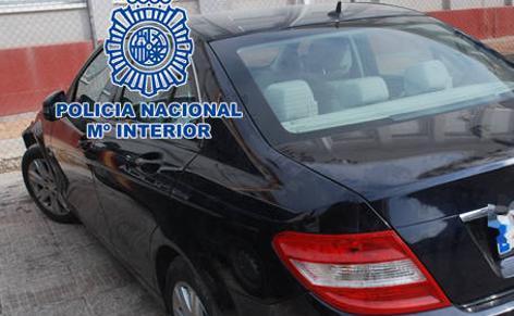 Un detenido en Albacete, A.V.E.G., de 18 años, como presunto autor del robo con fuerza de un coche