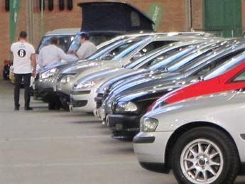 La venta de vehículos de ocasión sube en Castilla-La Mancha en noviembre 38 % más que en 2018