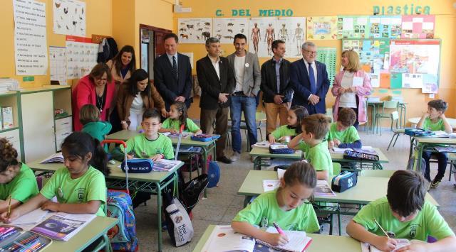 Unos 219.000 escolares comienzan este lunes 10 de septiembre el curso escolar en Castilla-La Mancha