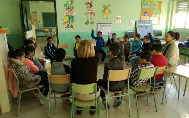 Educación establece para el próximo curso una ratio de 25 alumnos en Infantil y Primaria y 30 en la ESO
