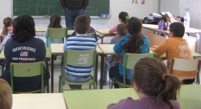 """El sindicato CSIF """"exige"""" a la Junta de Castilla-La Mancha bajar las ratios y el horario lectivo el próximo curso"""