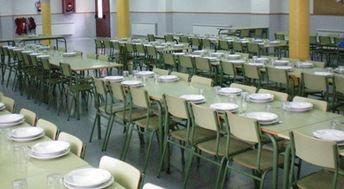 Se mantiene la tarifa del comedor escolar en Castilla-La Mancha en 4,65 euros