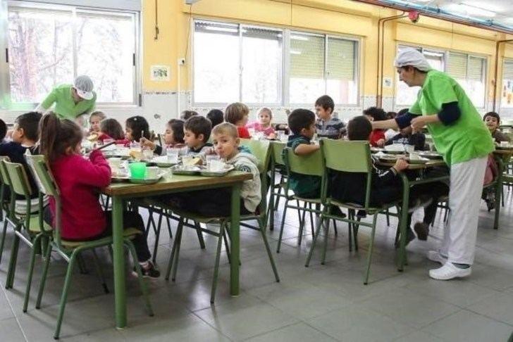Los comedores escolares estarán abiertos en Semana Santa para más de 5.400 alumnos de 23 localidades de C-LM