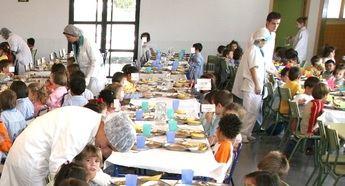 Los comedores escolares de zonas rurales de Castilla-La Mancha serán gestionados por la Consejería