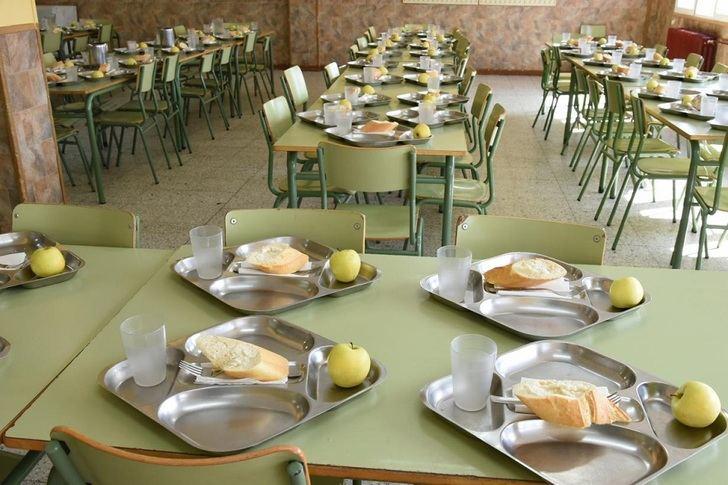 La Junta de Castilla-La Mancha ampliará los comedores escolares el próximo curso con la apertura de 16 nuevos