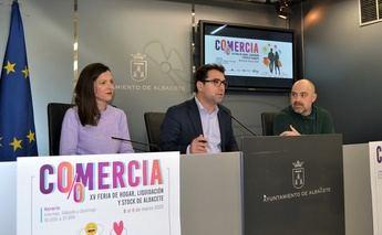Comercia llega a décimo quinta edición con 58 expositores y una previsión de 15.000 visitantes