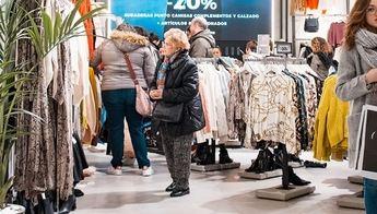 El Black Friday ayuda también a revitalizar el comercio de Albacete