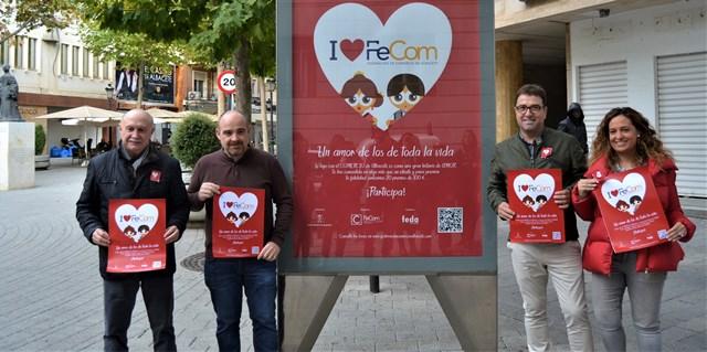Campaña de concienciación del Ayuntamiento de Albacete para consumir en el comercio local