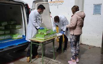 Los niños becados de comedores escolares en Castilla-La Mancha tendrán alimentación también en Semana Santa