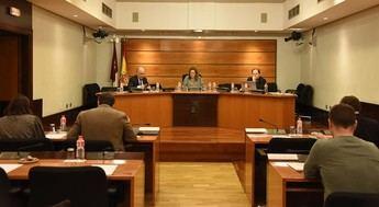 Reunión de la comisión regional de Fomento, en la que se anunció que la autovía de Albacete y Cuenca saldrá a información en unos meses