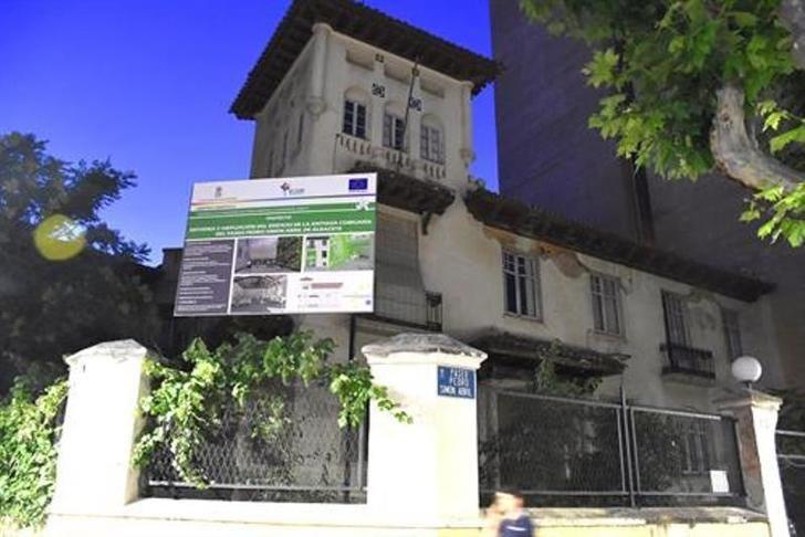 Una empresa albaceteña será la encargada de realizar la rehabilitación de la antigua comisaría de Simón Abril