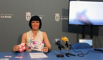 El Ayuntamiento de La Roda presenta la actividad de promoción 'Dale Caña al Comercio'
