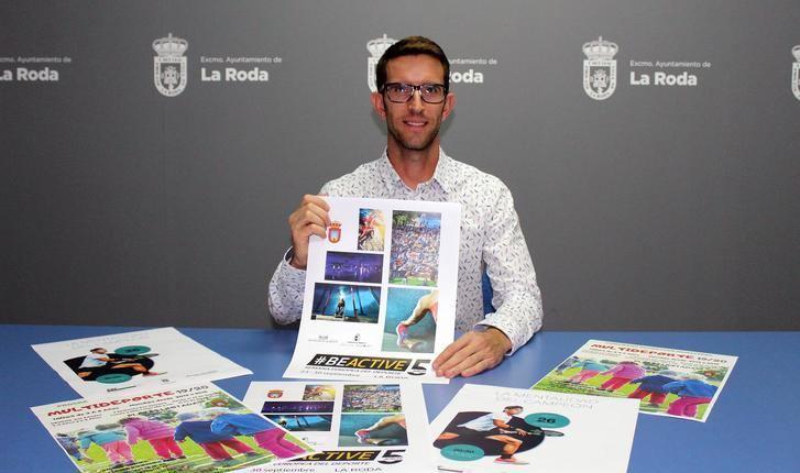 La Roda celebra del 23 al 30 de septiembre la Semana Europea del Deporte con variedad de actividades