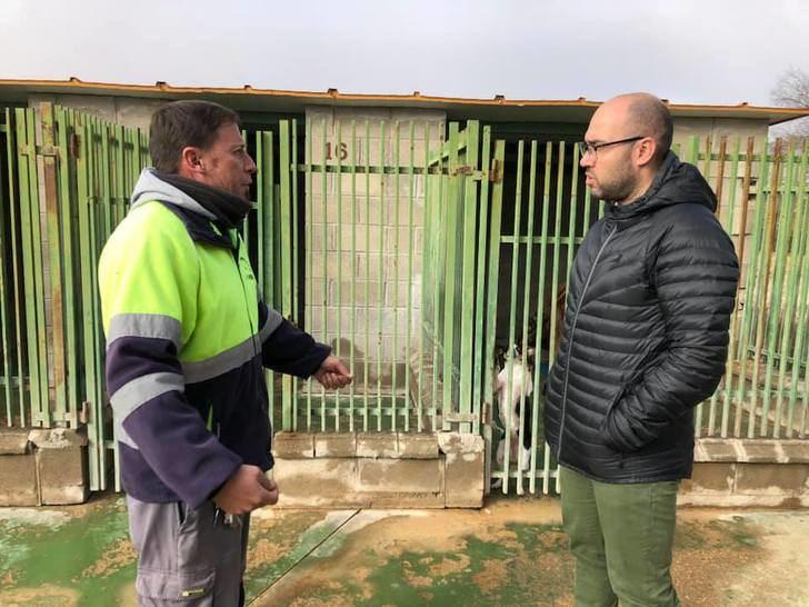 La perrera municipal de La Roda registró 39 adopciones en 2018