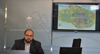 Cinco brigadas acometerán el plan de poda una vez inventariados los 19.400 árboles que hay en Albacete y sus pedanías