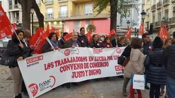 El Black Friday comienza con concentraciones en Albacete, Toledo y Ciudad Real