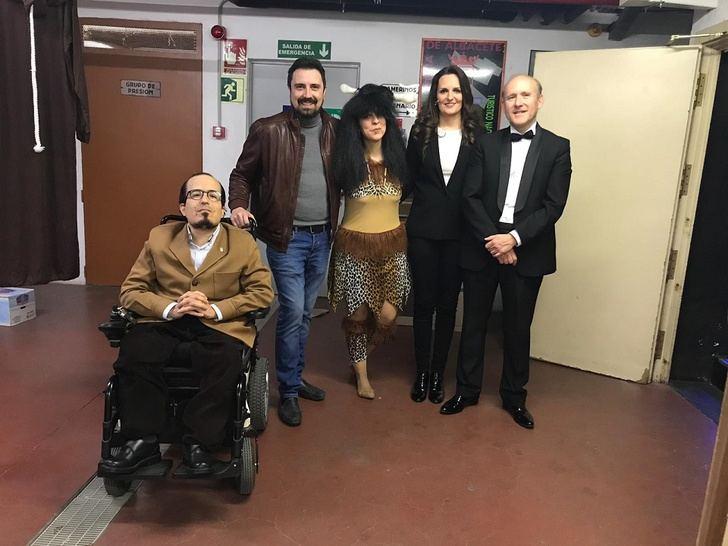 Los albaceteños muestran su solidaridad con AFANION en el Concierto en Familia de Toca la Banda