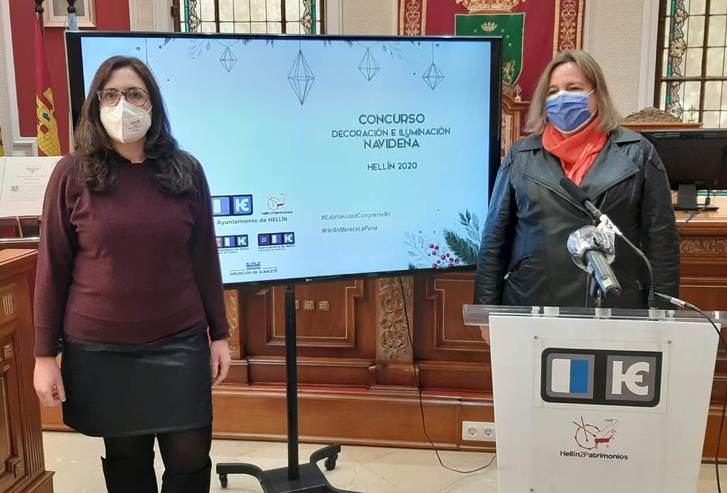 Hellín repartirá 4.500 euros para las mejores decoraciones navideñas en comercios y casas particulares