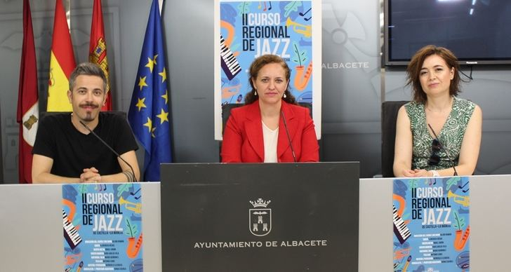La segunda edición del curso de jazz de la Universidad Popular de Albacete contará con un 50% más de alumnos
