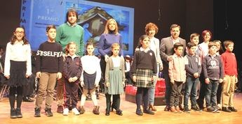 22 colegios de Albacete han participado en el VII Concurso de tarjetas navideñas del Ayuntamiento de Albacete