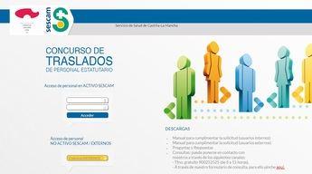 Publicados en el DOCM los destinos del concurso de traslados del Sescam de Castilla-La Mancha