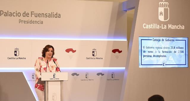 La Junta de Castilla-La Mancha concede 29,3 millones de euros en ayudas para 600 empresas, del programa Adelante Inversión