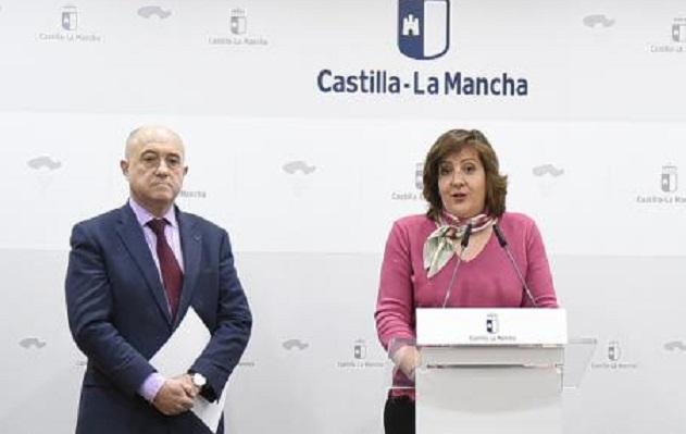 Los datos del paro de 2018 son muy bien valorados en la Junta de Castilla-La Mancha