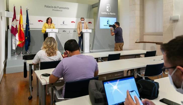 Castilla-La Mancha reservará material sanitario hasta 120 días, frente a la mitad de tope de la estrategia nacional