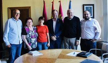 Concejo Abierto traslada a los responsables municipales de Albacete sus impresiones en torno al Parque de Abelardo Sánchez