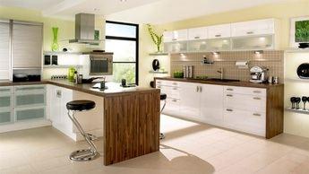 Consejos de decoración para el baño y la cocina